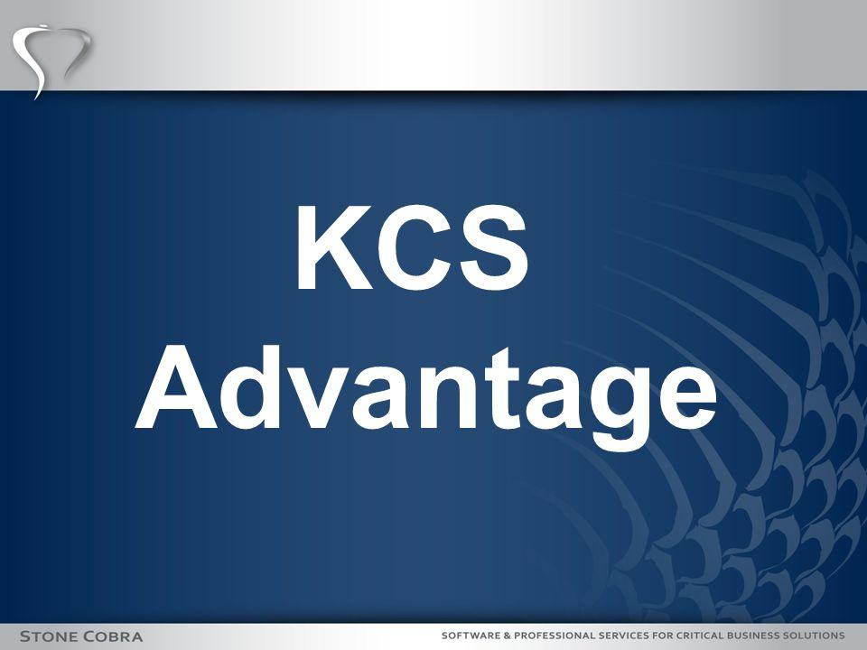 KCS Advantage