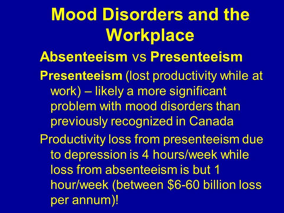 Treatment of Major Depressive Disorder