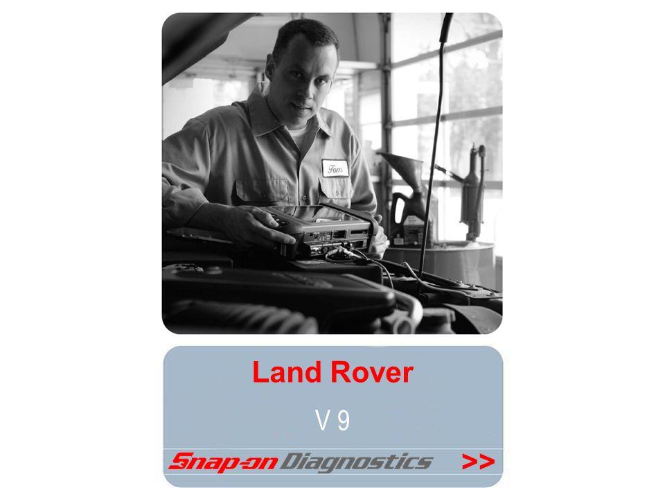 >> Land Rover V 9