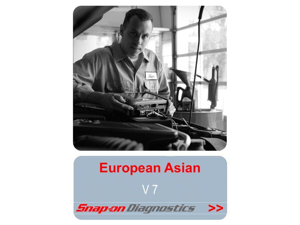 >> European Asian V 7