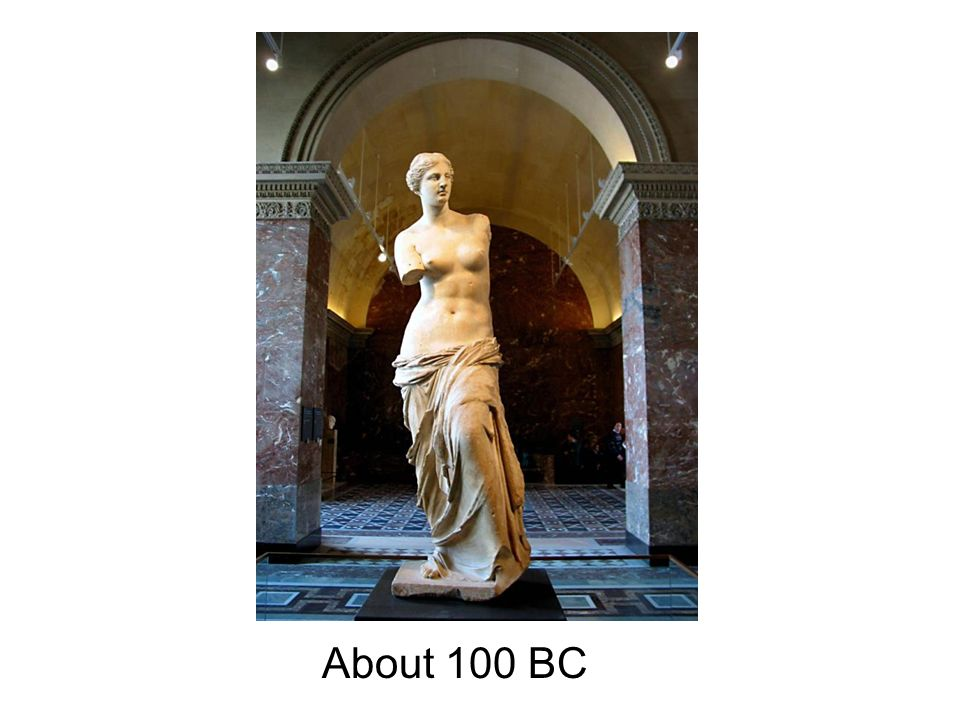 About 100 BC