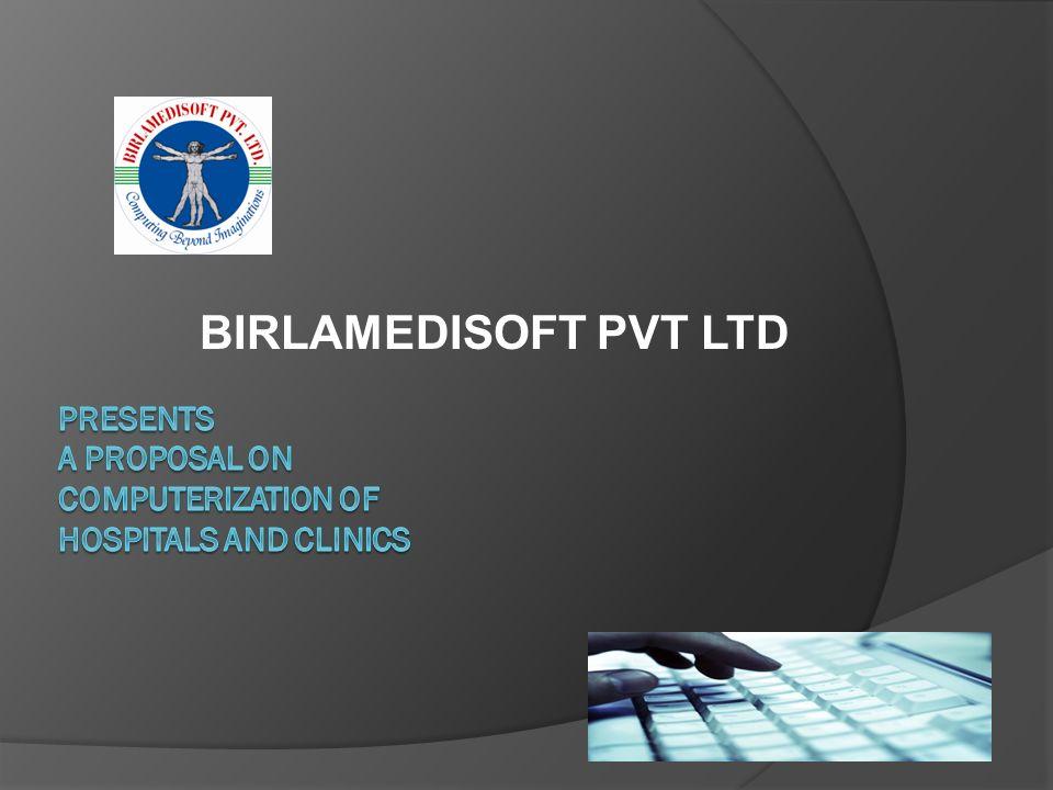 BIRLAMEDISOFT PVT LTD