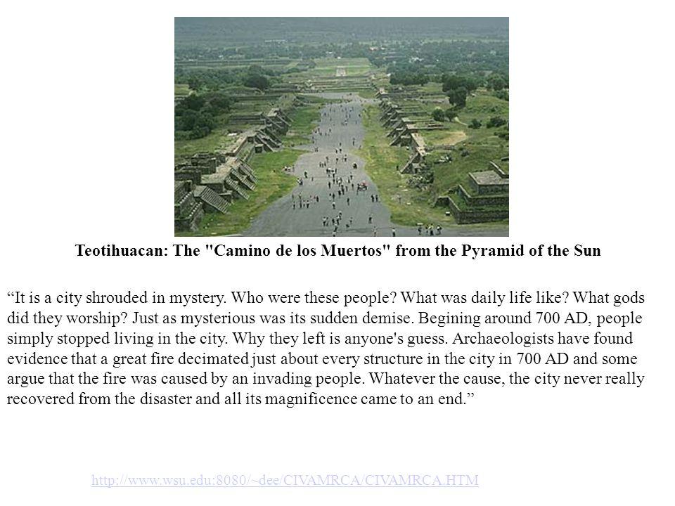 Teotihuacan: The