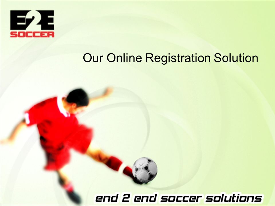The club will have a series of back office tools to allow you to manage the registrations All of these can be exported to MS Excel