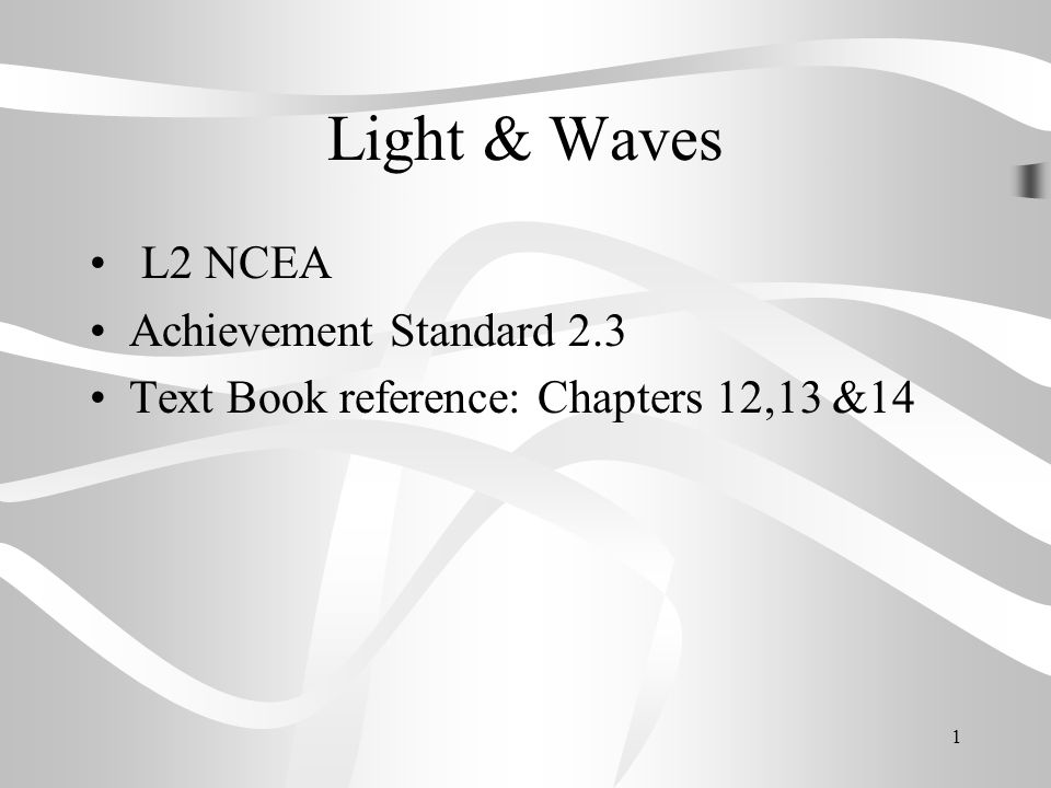 32 2 Source Interference The n value is called the path difference It tells you how many wavelengths further one wave has traveled compared to the other n=0 n=1