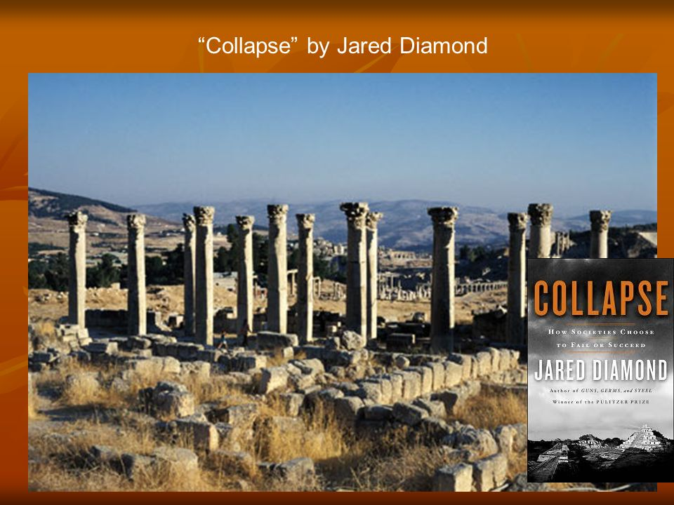 16 Collapse by Jared Diamond