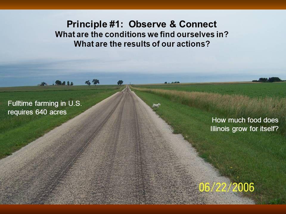 9 Humus content of native prairie soils.10-13% Humus content necessary to sustain soil life.