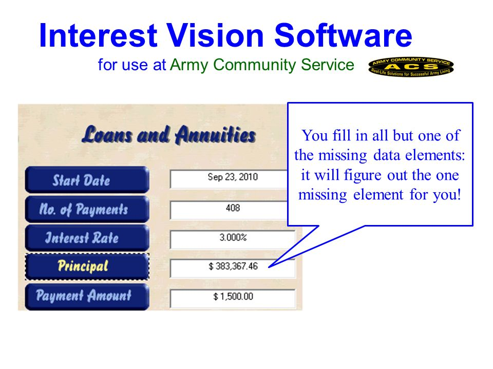 Sequence of this Presentation Purposes The ACS Spreadsheet philosophy and introduction Resources for your use PowerSave Software from Utah State Exten