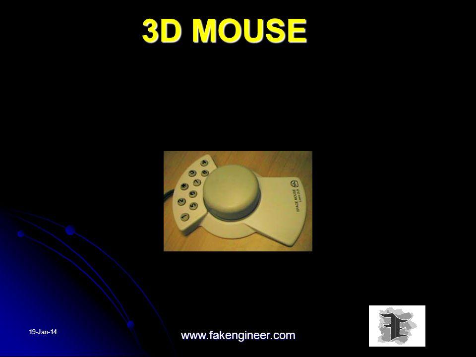 3D MOUSE 3D MOUSE 19-Jan-14 www.fakengineer.com