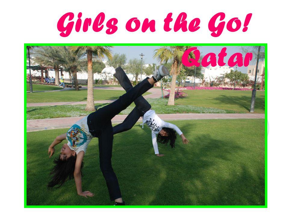 Girls on the Go! Qatar