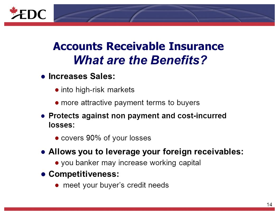 14 Accounts Receivable Insurance What are the Benefits.