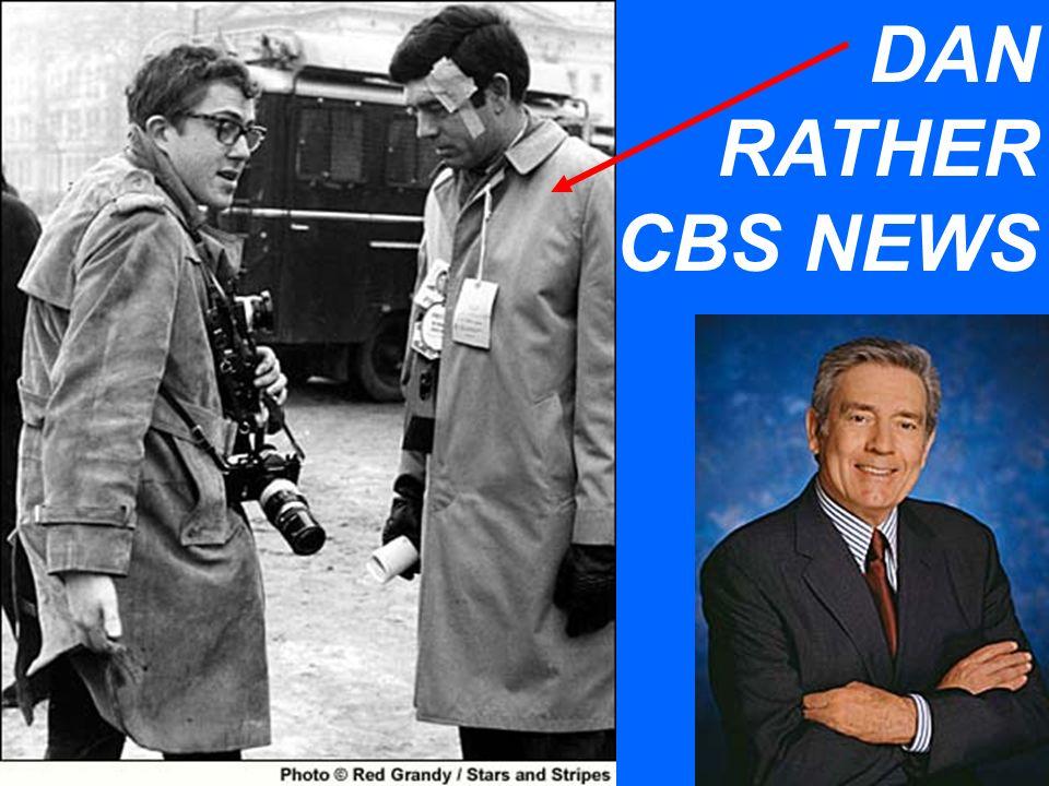 DAN RATHER CBS NEWS