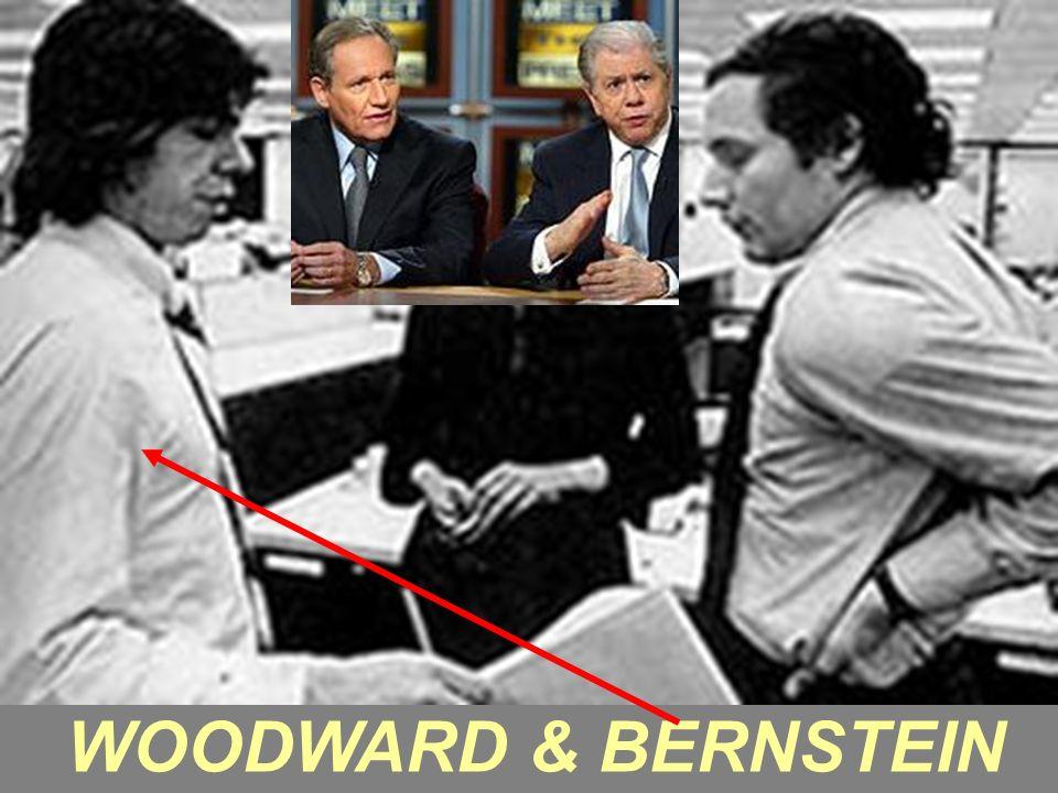 WOODWARD & BERNSTEIN