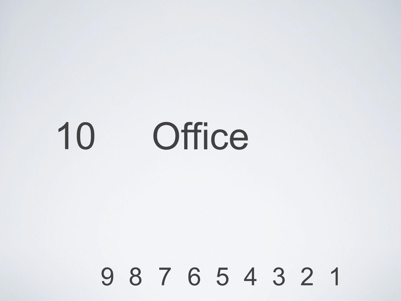 10 Office 123456789