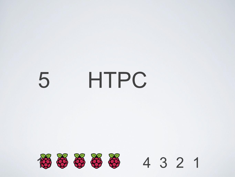 5 HTPC 1234678910
