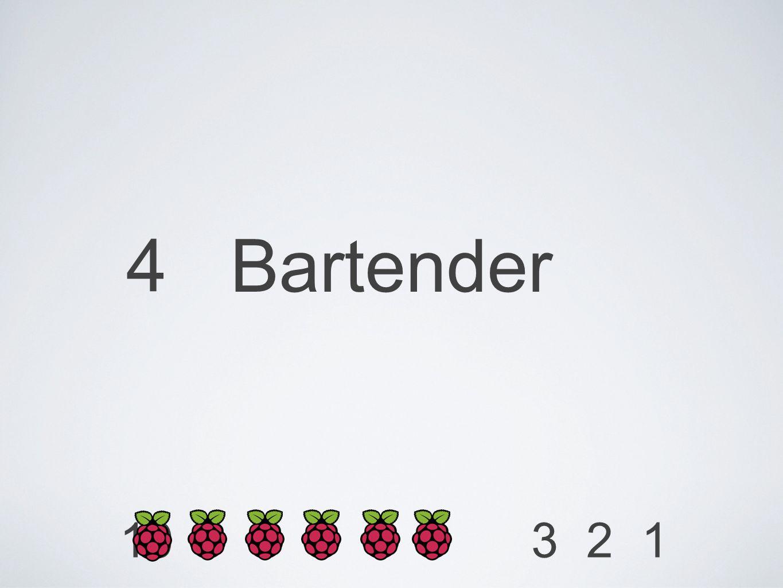4 Bartender 1235678910
