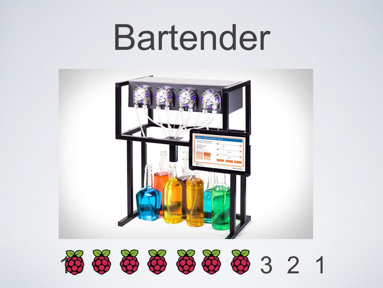 Bartender 12345678910