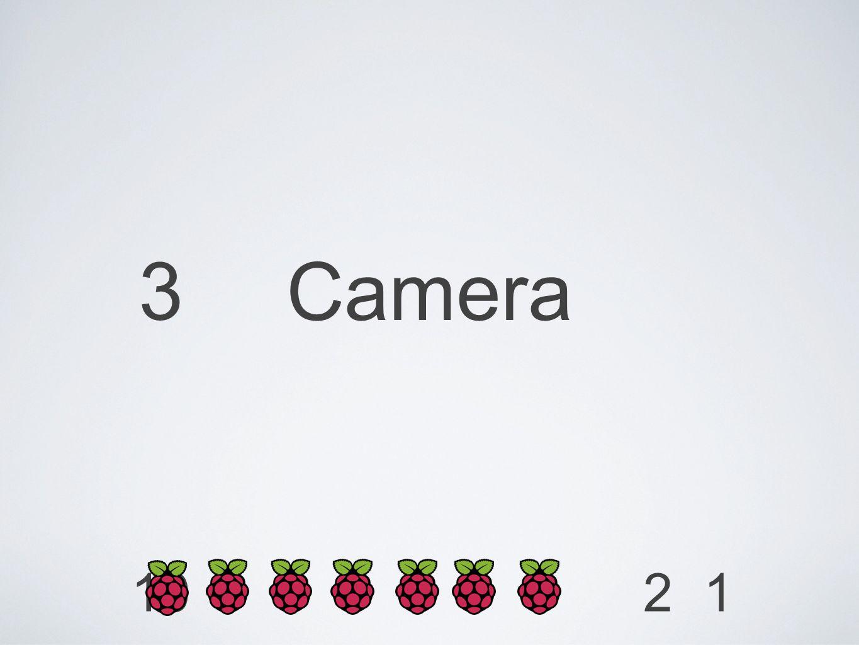3 Camera 1245678910
