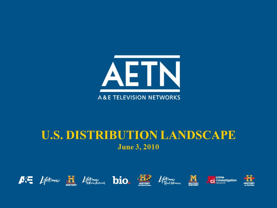 Cable Network Model Affiliate revenue creates insurance against bad economy because the $$$ are contracted for many years Participate in upside of economy with Ad Sales growth Promotion and awareness through BB – Limited incremental revenue (at this time)