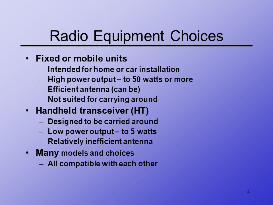 15 Communication Tips Test your radio before separating from your group or partner.