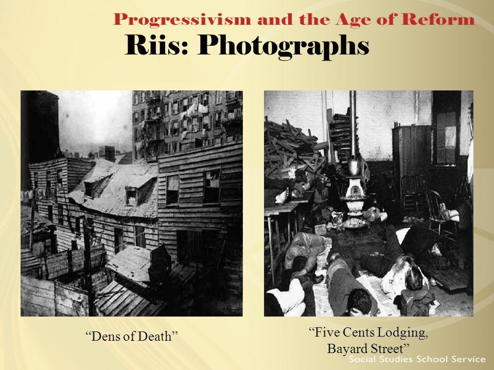 Riis: Photographs Dens of Death Five Cents Lodging, Bayard Street