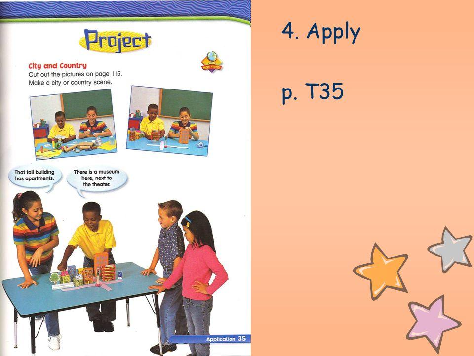4. Apply p. T35