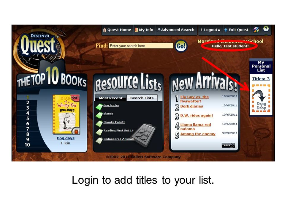 Login to add titles to your list.