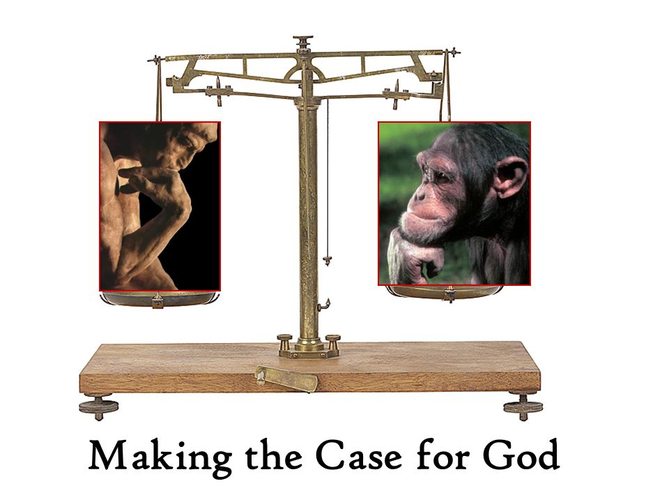Making the Case for God