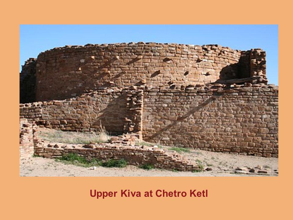 Upper Kiva at Chetro Ketl