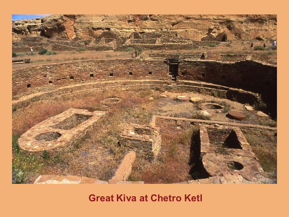 Great Kiva at Chetro Ketl