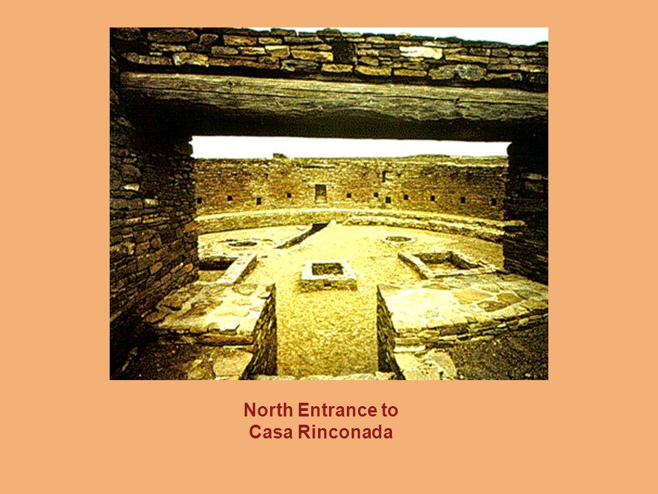 North Entrance to Casa Rinconada