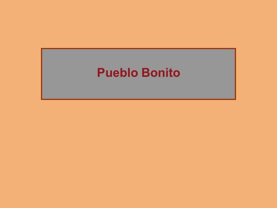 The Rise of Chaco Canyon Pueblo Bonito