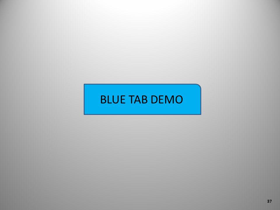 BLUE TAB DEMO 37