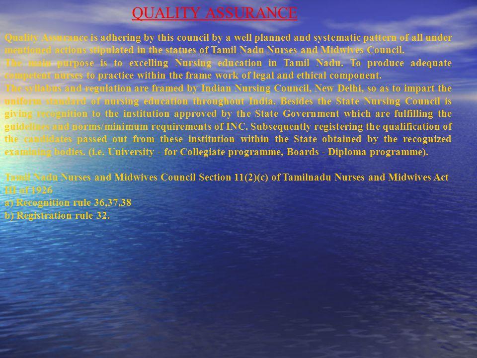 TamilNadu Nurses and Midwives CouncilTamilNadu Nurses and Midwives CouncilTamilNadu Nurses and Midwives CouncilTamilNadu Nurses and Midwives Council S