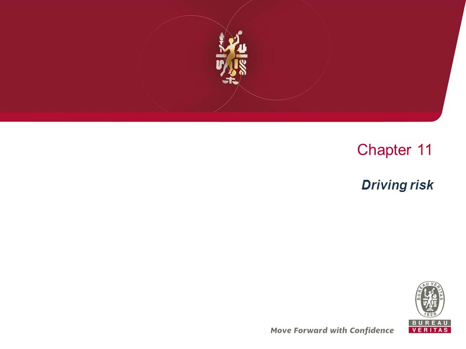 Chapter 11 Driving risk