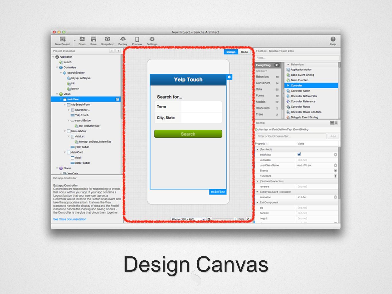 Design Canvas