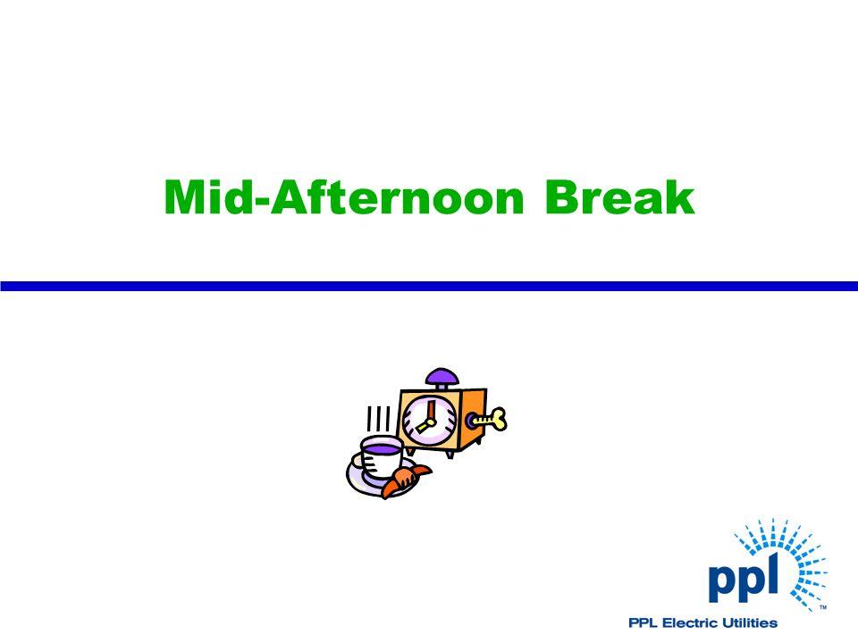 Mid-Afternoon Break