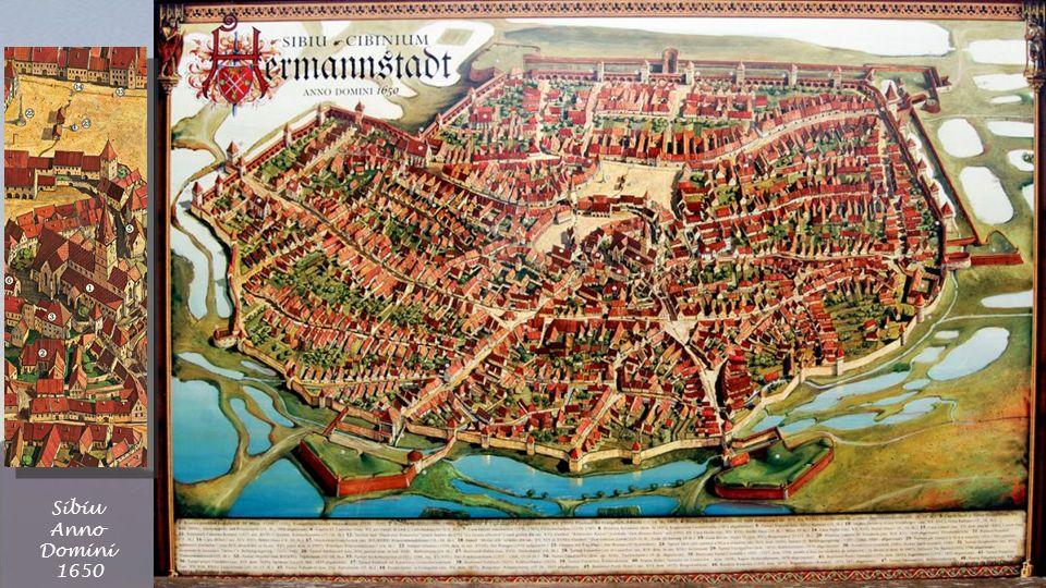 Sibiu Anno Domini 1650