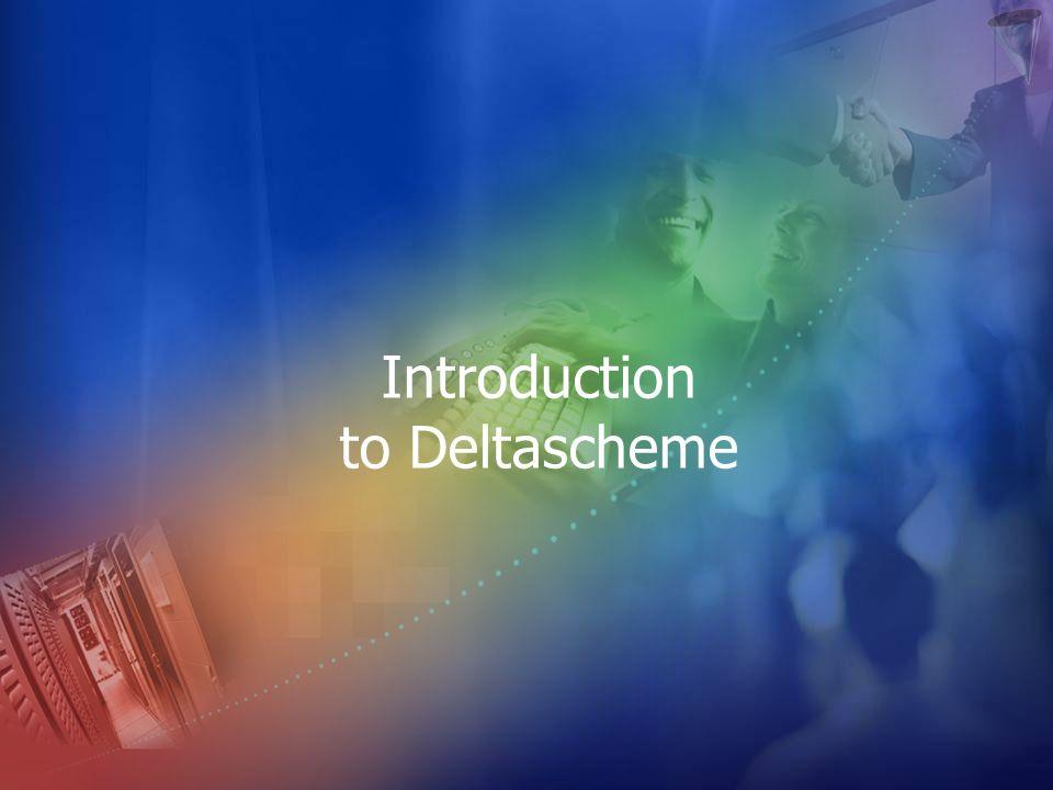 Introduction to Deltascheme