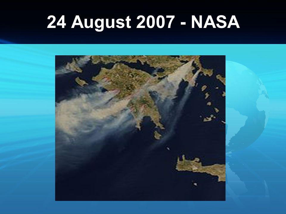 24 August 2007 - NASA