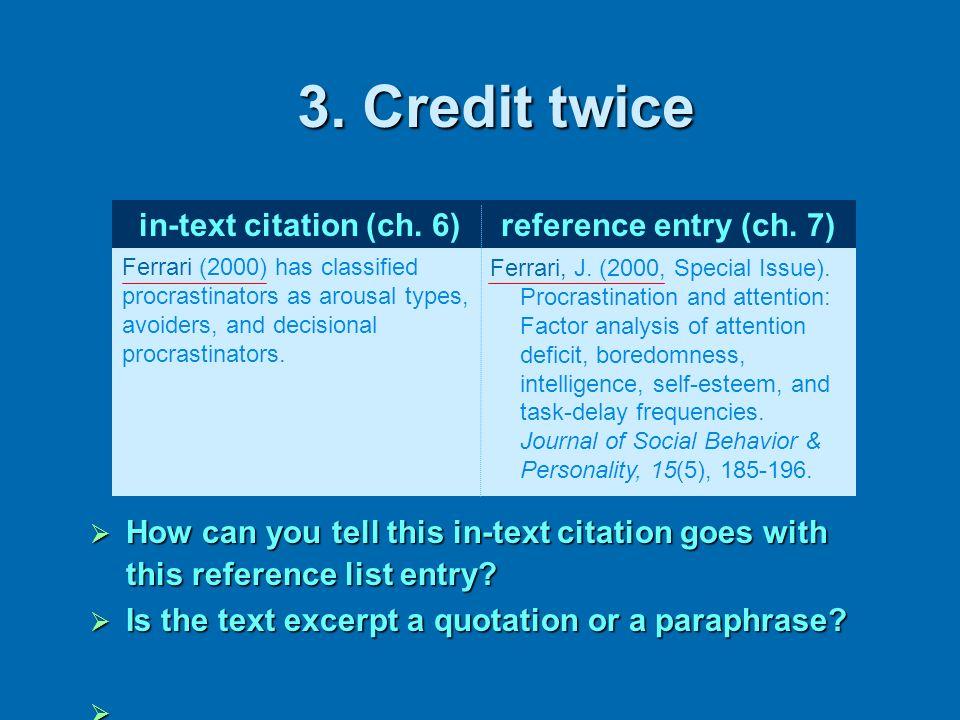 3. No citation = plagiarism AMBROSE Up, up, up… Up, up, up…. CHILDERS