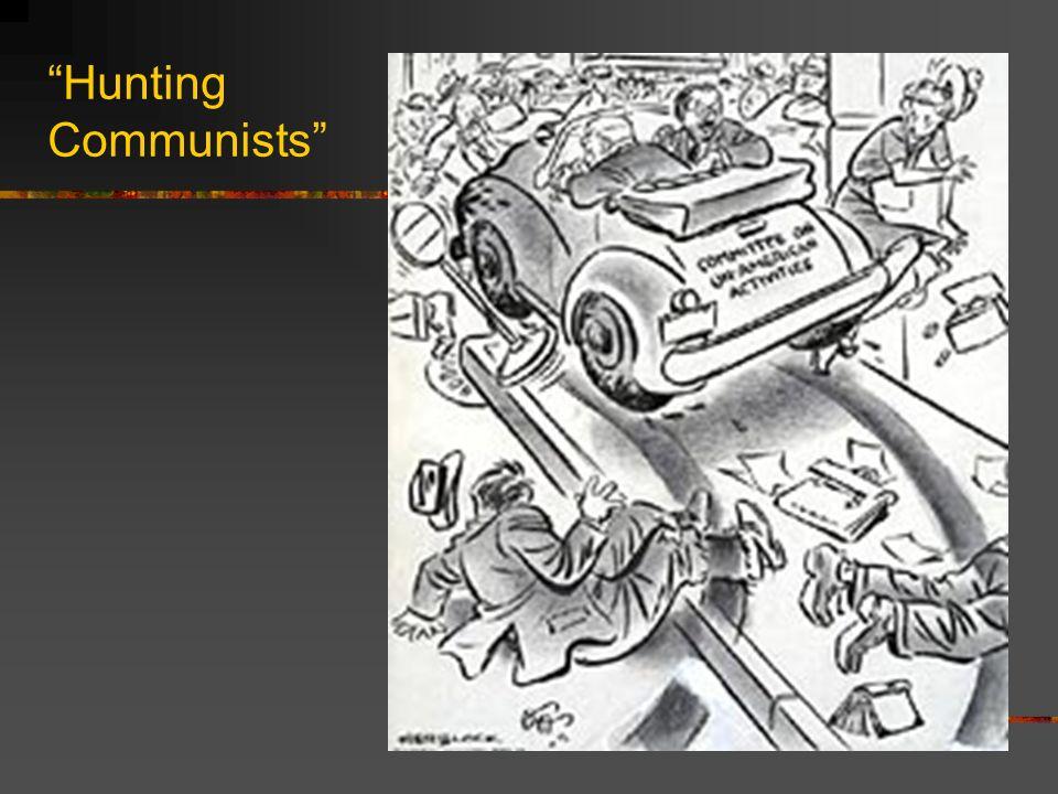 Hunting Communists