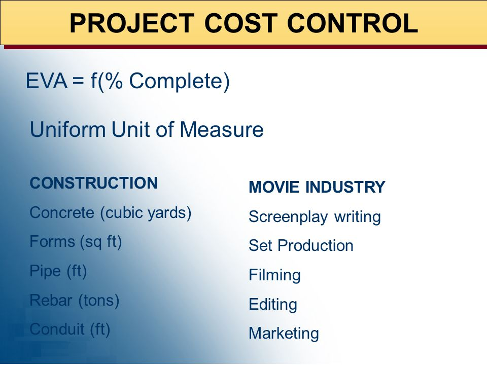 PROJECT COST CONTROL TASK Conceptual Design Program Specification Coding Documentation User Manual Production Debugging BUDGET 200 hours 300 hours 600