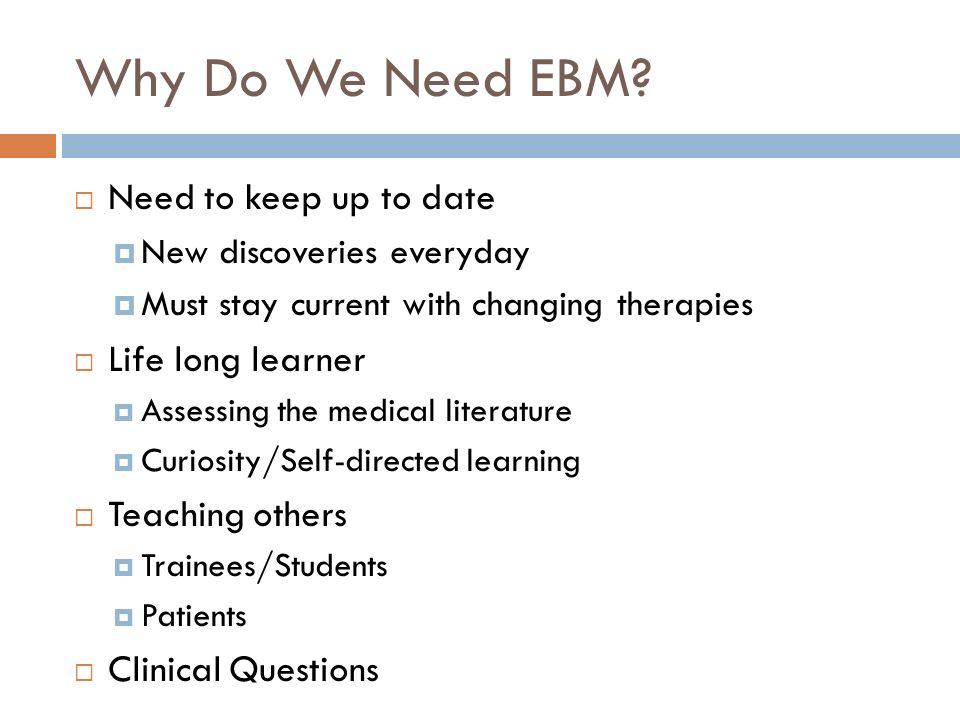 EBM Worksheet
