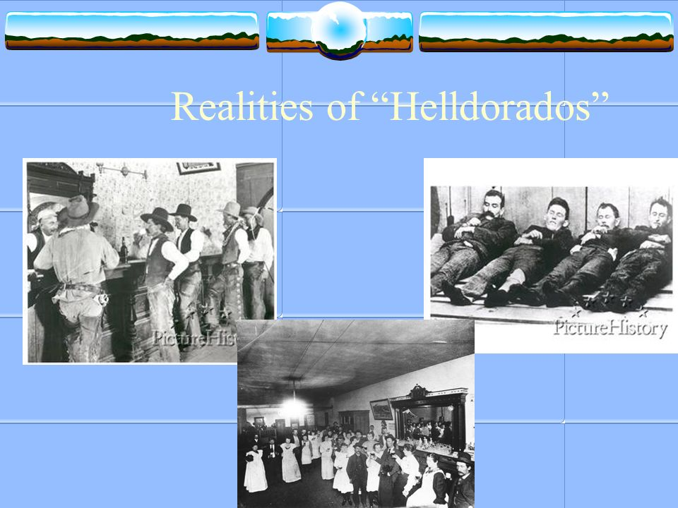 Realities of Helldorados