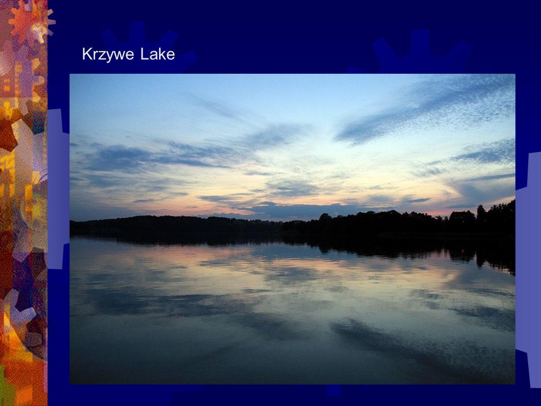 Krzywe Lake