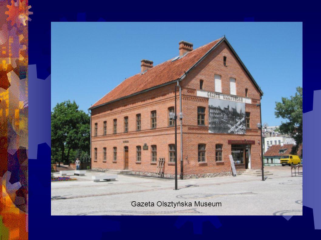 Gazeta Olsztyńska Museum