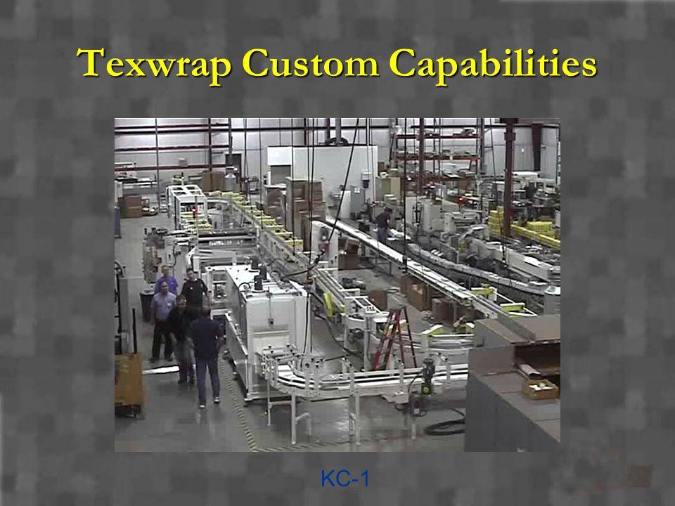 Texwrap Custom Capabilities KC-1