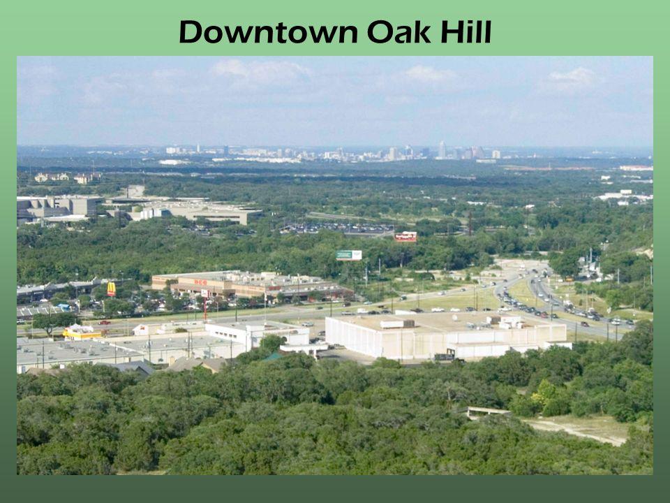 Downtown Oak Hill
