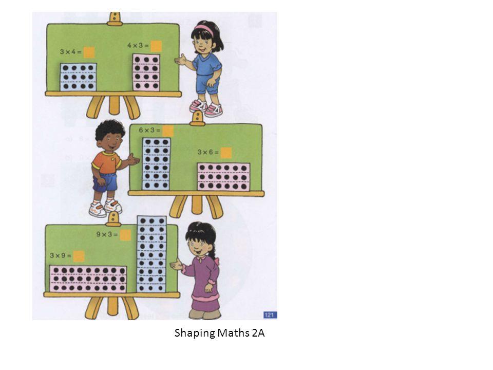 Shaping Maths 2A